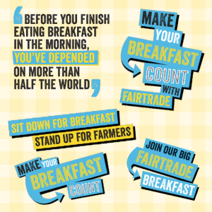 Fairtrade Fortnight campaign headlines - thumbnail